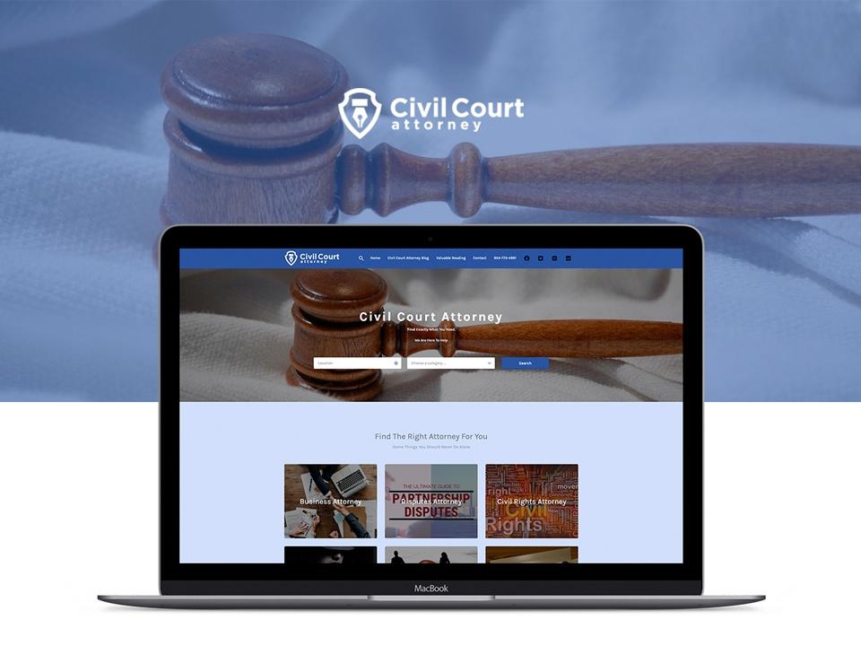 Civil Court Attorney